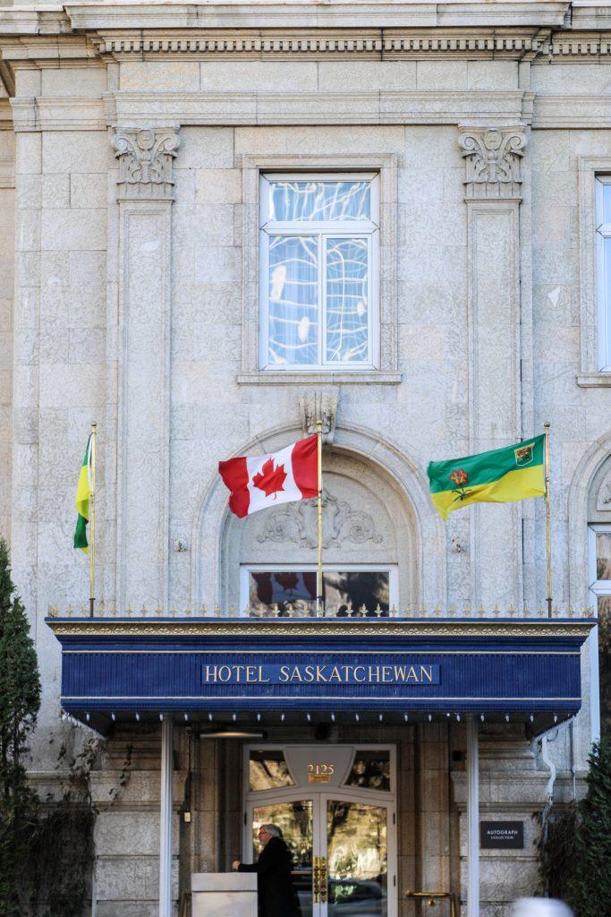 Hotel Saskatchewan